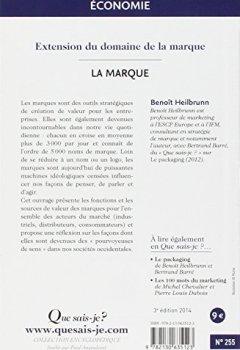 Livres Couvertures de La marque