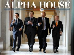 Stephen Colbert in Alpha House