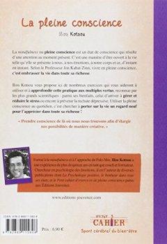 Livres Couvertures de Petit cahier d'exercices de pleine conscience