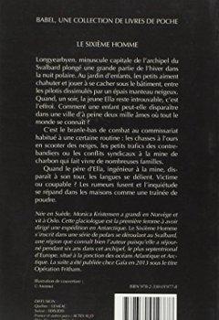 Livres Couvertures de Le Sixième Homme