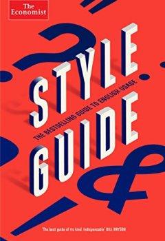 Livres Couvertures de The Economist Style Guide: 12th Edition