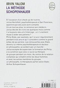 Livres Couvertures de La Méthode Schopenhauer