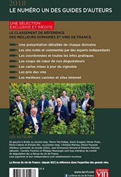 Livres Couvertures de Le guide des meilleurs vins de France 2018