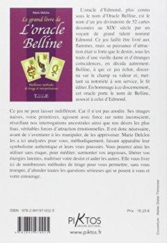 Livres Couvertures de Le grand livre de l'oracle Belline
