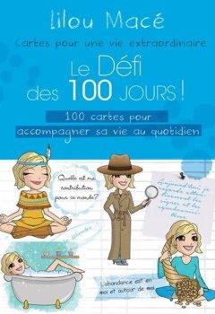 Livres Couvertures de Cartes du Défi des 100 Jours - Coffret (les)