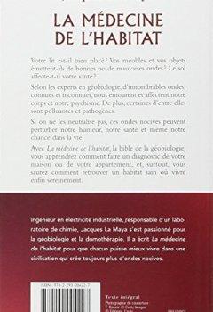 Livres Couvertures de La médecine de l'habitat : Bien dans sa maison, bien dans sa peau avec le feng-shui occidental