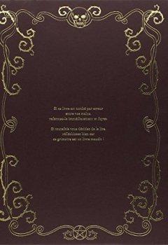 Livres Couvertures de Grimoire de sorcières. Album de