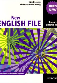 Livres Couvertures de New English File Beginner : Student's Book