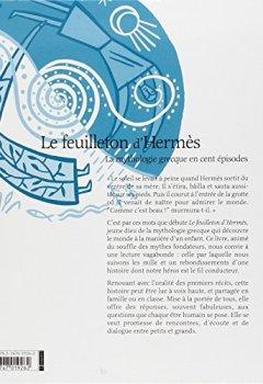 Livres Couvertures de Le Feuilleton d'Hermès : La mythologie grecque en cent épisodes