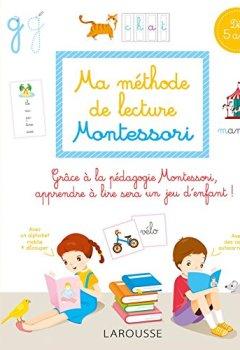Livres Couvertures de Méthode de lecture Montessori