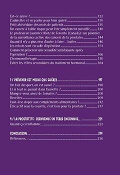 Livres Couvertures de La prostate : on en parle?