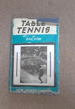 Livres Couvertures de Table Tennis for Beginners and Enthusiasts
