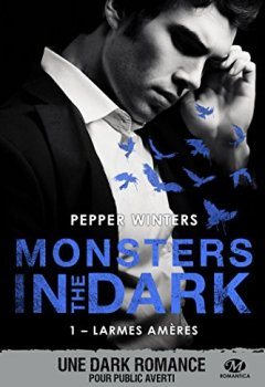 Livres Couvertures de Larmes amères: Monsters in the Dark, T1