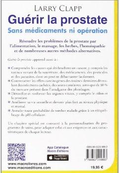 Livres Couvertures de Guérir la prostate - Sans médicaments ni opération
