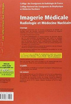 Livres Couvertures de Imagerie médicale: Radiologie et médecine nucléaire.