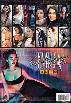 Livres Couvertures de Emilia Clarke 2019 Calendar: Star of Game of Thrones