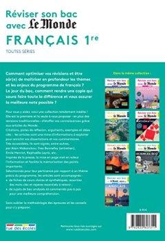 Livres Couvertures de Réviser son bac avec Le Monde : Français