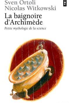 Livres Couvertures de La baignoire d'Archimède