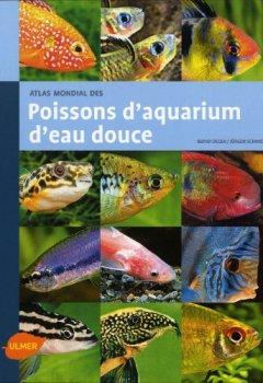 Livres Couvertures de Atlas mondial des poissons d'aquarium d'eau douce