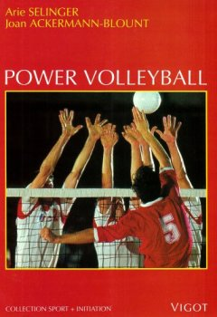 Livres Couvertures de Power volleyball