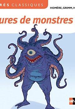 Livres Couvertures de Figures de Monstres