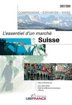 Livres Couvertures de L'esentiel d'un marché: Suisse