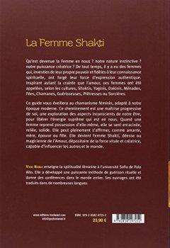 Livres Couvertures de La femme Shakti