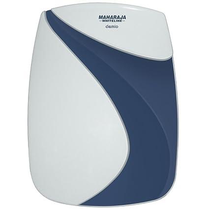 Maharaja Whiteline Clemio3 3-Litre Water Heater (White and Blue)