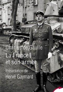 Livres Couvertures de La France et son armée