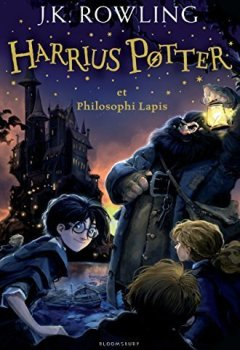 Buchdeckel von Harry Potter and the Philosopher's Stone: Harrius Potter Et Philosophi Lapis (Latin Edition) by Rowling, J. K. (2015) Hardcover