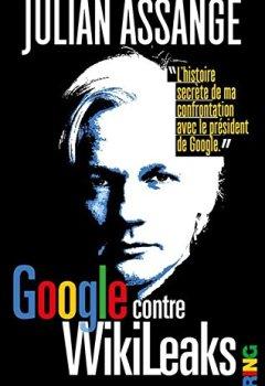 Livres Couvertures de Google contre WikiLeaks