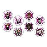 ジェルストラップコレクション ダンガンロンパ CHAPTER 01 (キャラクターストラップ) BOX