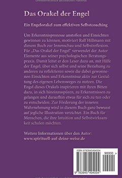 Buchdeckel von Das Orakel der Engel: 150 Engel begleiten deinen Weg und bitten dich, jeden Tag aktiv zu gestalten