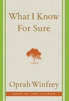 Livres Couvertures de What I Know for Sure