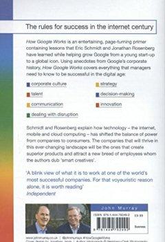 Livres Couvertures de How Google Works