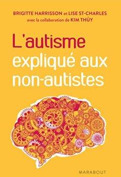 Livres Couvertures de L'autisme expliqué aux non autistes