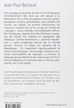 Livres Couvertures de La Révolution française