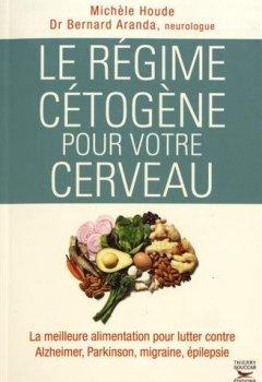 Livres Couvertures de Le régime cétogène pour votre cerveau