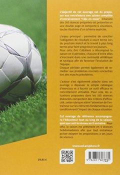 Livres Couvertures de Football pour les Seniors - une Saison d'Entrainement
