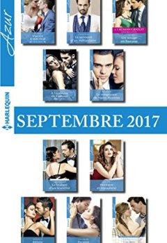 Livres Couvertures de 10 romans Azur + 1 gratuit (nº3865 à 3874 - Septembre 2017)