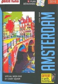 Livres Couvertures de Guide Amsterdam 2018 City trip Petit Futé