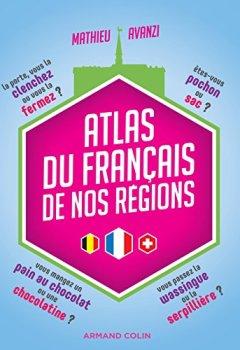 Livres Couvertures de Atlas du français de nos régions