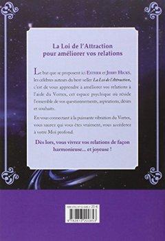 Livres Couvertures de Le Vortex : La Loi de l'Attraction pour améliorer vos relations