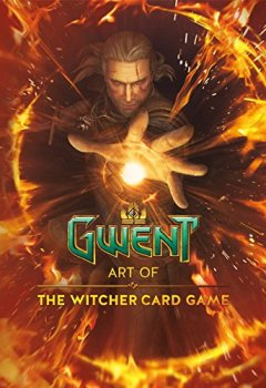 Livres Couvertures de The Art of the Witcher: Gwent Gallery Collection