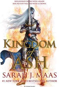 Livres Couvertures de Kingdom of Ash