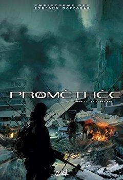 Livres Couvertures de Prométhée 17 - Le Spartiate
