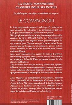 Livres Couvertures de La franc-maçonnerie clarifiée pour ses initiés : Tome 2, Le Compagnon