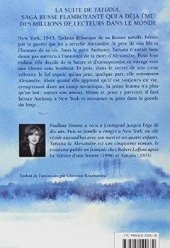 Livres Couvertures de Tatiana & Alexandre