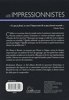Livres Couvertures de Les impressionnistes