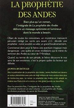 Livres Couvertures de La prophétie des Andes - L'intégrale des romans de James Redfield